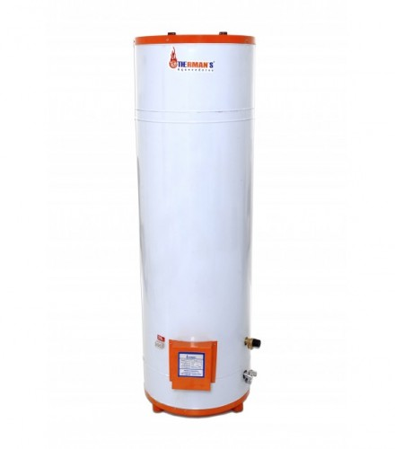 Aquecedor 250 litros Vertical Luxo Cobre