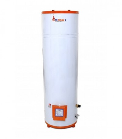 Aquecedor 400 litros Vertical Luxo Cobre